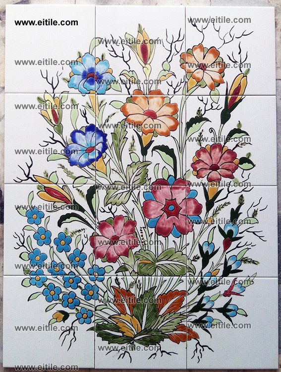 Especial Seven Color Tile, Interior & Exterior Decoration, www.eitile.com