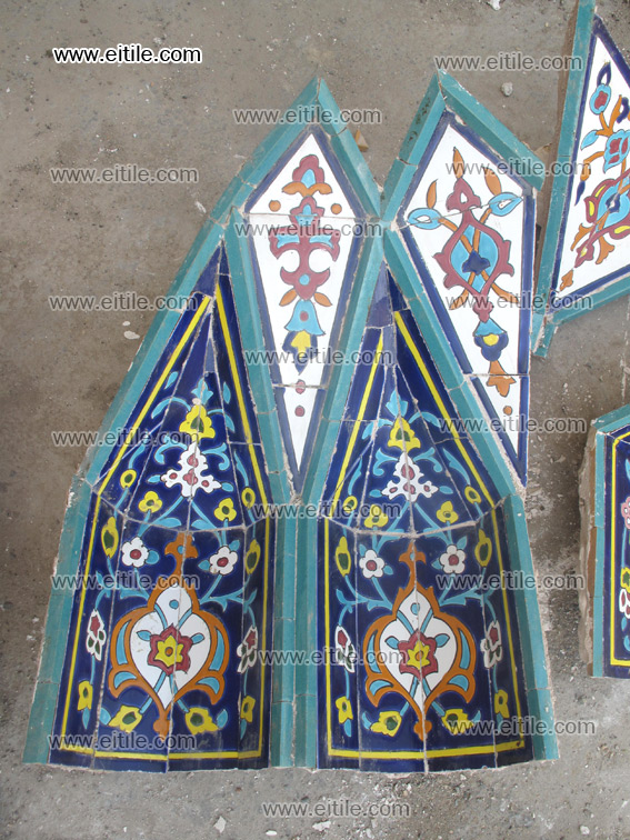Mogharnas Tile Makers, Erfan Tile Co