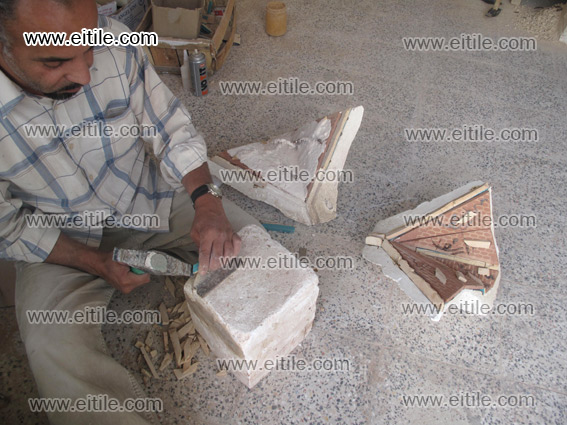 Mogharnas Makers, Erfan Tile Co