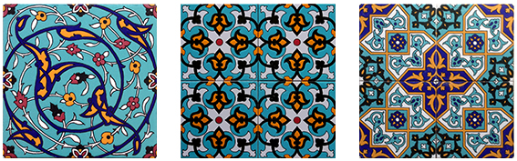 Popular tile patterns, www.eitile.com